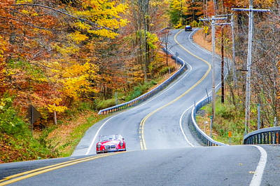 Webster Ny Photograph - Scenic Lake Rd by Lou Cardinale