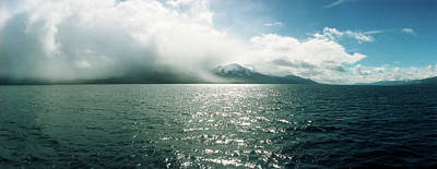 Beagle Photograph - Scenic View Of The Beagle Channel by Panoramic Images