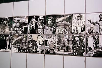 Metro Art Photograph - Science Fiction Art by Mark Williamson