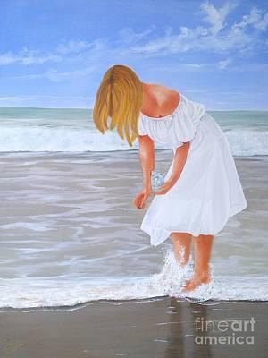 Sea Breeze  Original by Patricia Newton