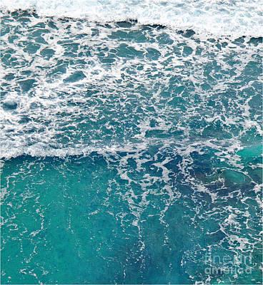 Liz Alderdice Photograph - Sea View by Liz  Alderdice