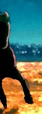 Buy Digital Art - Seaborne by Marcello Cicchini