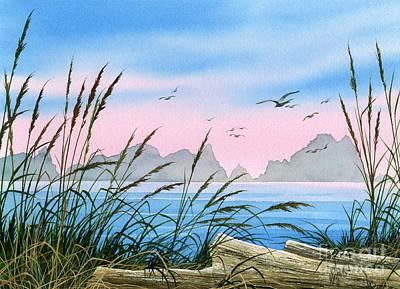 Seacoast Beauty Print by James Williamson