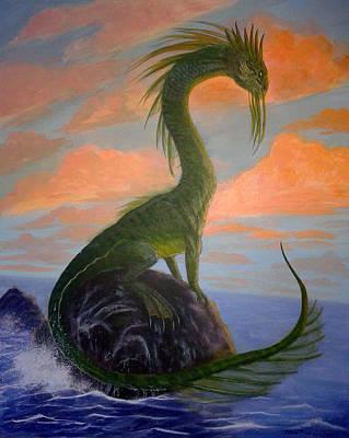 Seadrake II Original by Harm  Plat