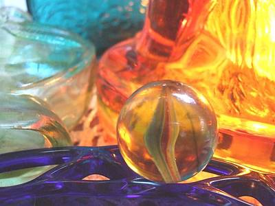Photograph - Second In Marbles Seroes by Teri  Haley