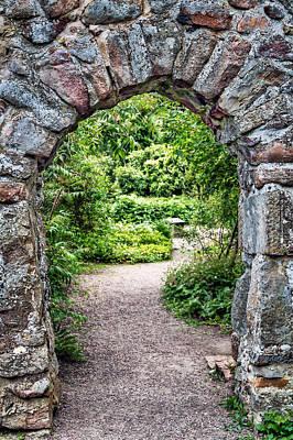 Greenery Photograph - Secret Garden by EXparte SE