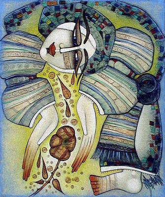 Secret Garden Print by Albena Vatcheva
