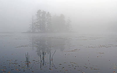 Western Ma Photograph - Secret Silence by Juergen Roth