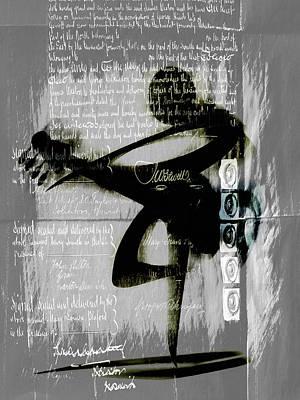Trombone Mixed Media - Secret Songs by Georgiana Romanovna