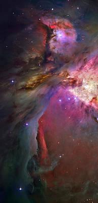 Secrets Of Orion II Print by Ricky Barnard