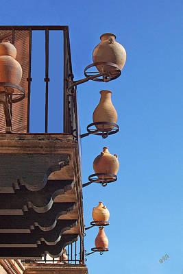 Contemporary Ceramics Photograph - Sedona Jugs by Ben and Raisa Gertsberg