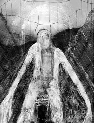 Digital Art - Seeker Of The Truth by Ruth Clotworthy