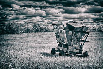 Seen Better Days Print by Dan Carmichael