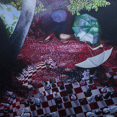Self Mutilation Original by Aleksandar Tesanovic