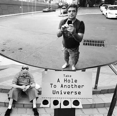 Photograph - Selfie by Emil Bodourov