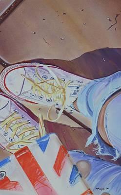 Selfie Print by Marco Ippaso