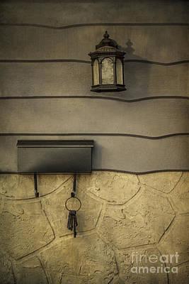 Mailbox Photograph - Sense Of Home by Evelina Kremsdorf