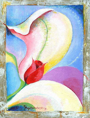 Sensitive Touch Original by Mary Armstrong
