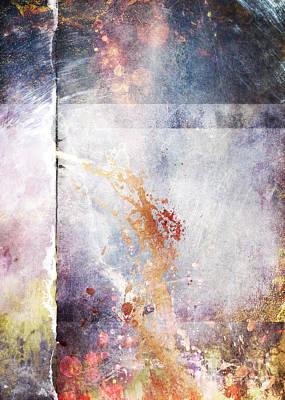 Gradient Digital Art - Serendipity by Aimee Stewart