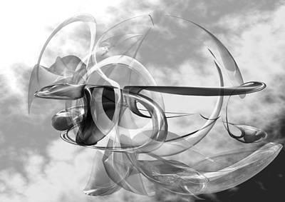 Buy Digital Art - Serenity by Louis Ferreira