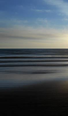 Sauble Photograph - Serenity - Sauble Beach by Richard Andrews