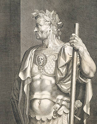 Black History Painting - Sergius Galba Emperor Of Rome  by Titian