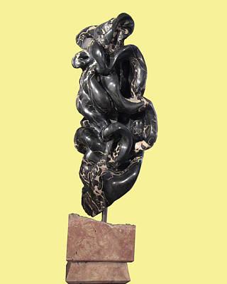 Serpentine Lightning  Original by Carlo Martinez