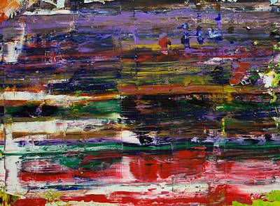 Set Me Free Painting - Set Me Free by Derek Kaplan