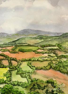 Painting - Sewanee Overlook by Janet Felts