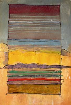 Openness Painting - Highlands  by Jorge Luis Bernal