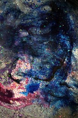 Florid Painting - Sa122 by Kathleen Fowler