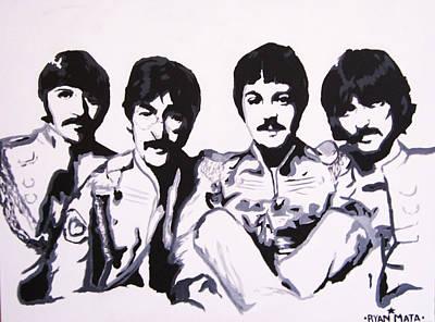 Sgt. Pepper Original by Ryan Mata