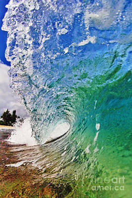 Power Photograph - Shades Of Lani by Paul Topp
