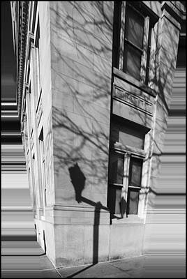 Shadows In The City Print by Dan Sproul