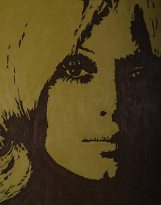 Manson Painting - Sharon by Darlene Fernald