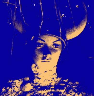 She-devil Digital Art - She Devil by Randall Weidner