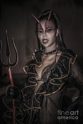 She-devil Photograph - She Devil by Ray Evans
