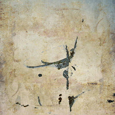 She Flies Print by Carol Leigh