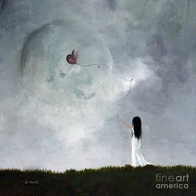Surreal Art Print By Shawna Erback Print by Shawna Erback