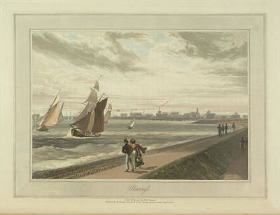 Sheerness Print by British Library