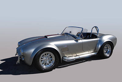 Shelby Bullet Print by Bill Dutting