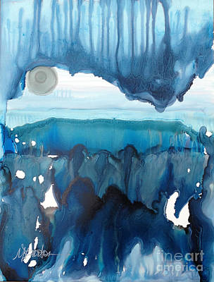 Barton Painting - Shelter by Mary T Barton