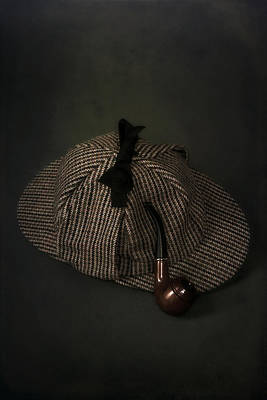 Gentleman Photograph - Sherlock Holmes by Joana Kruse
