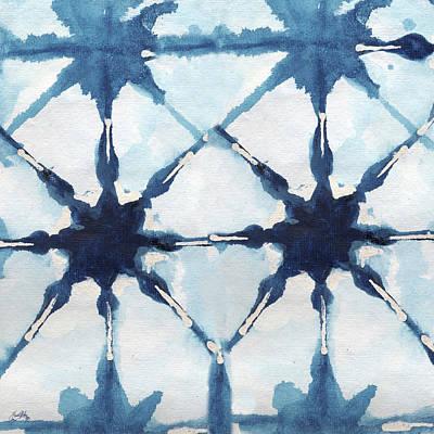 Shibori II Print by Elizabeth Medley
