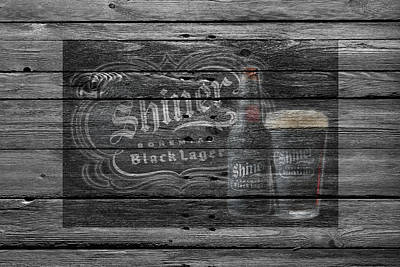 Shiner Photograph - Shiner Black Lager by Joe Hamilton