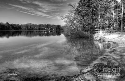 Fir Trees Photograph - Shore Of Serenity by Michelle Wiarda