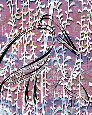 Shorebirds Print by Joni Barriere