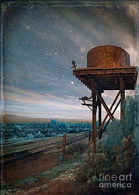Photograph - Siding by Russ Brown