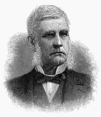 Dillon Painting - Sidney Dillon (1812-1892) by Granger