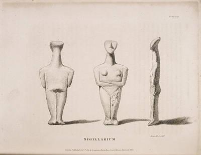 Sigillarium Print by British Library